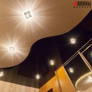 Эксклюзивный потолок в прихожую